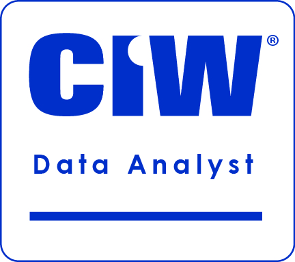 CIW Data Analyst